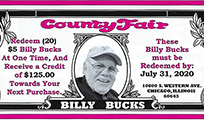 Billy Bucks